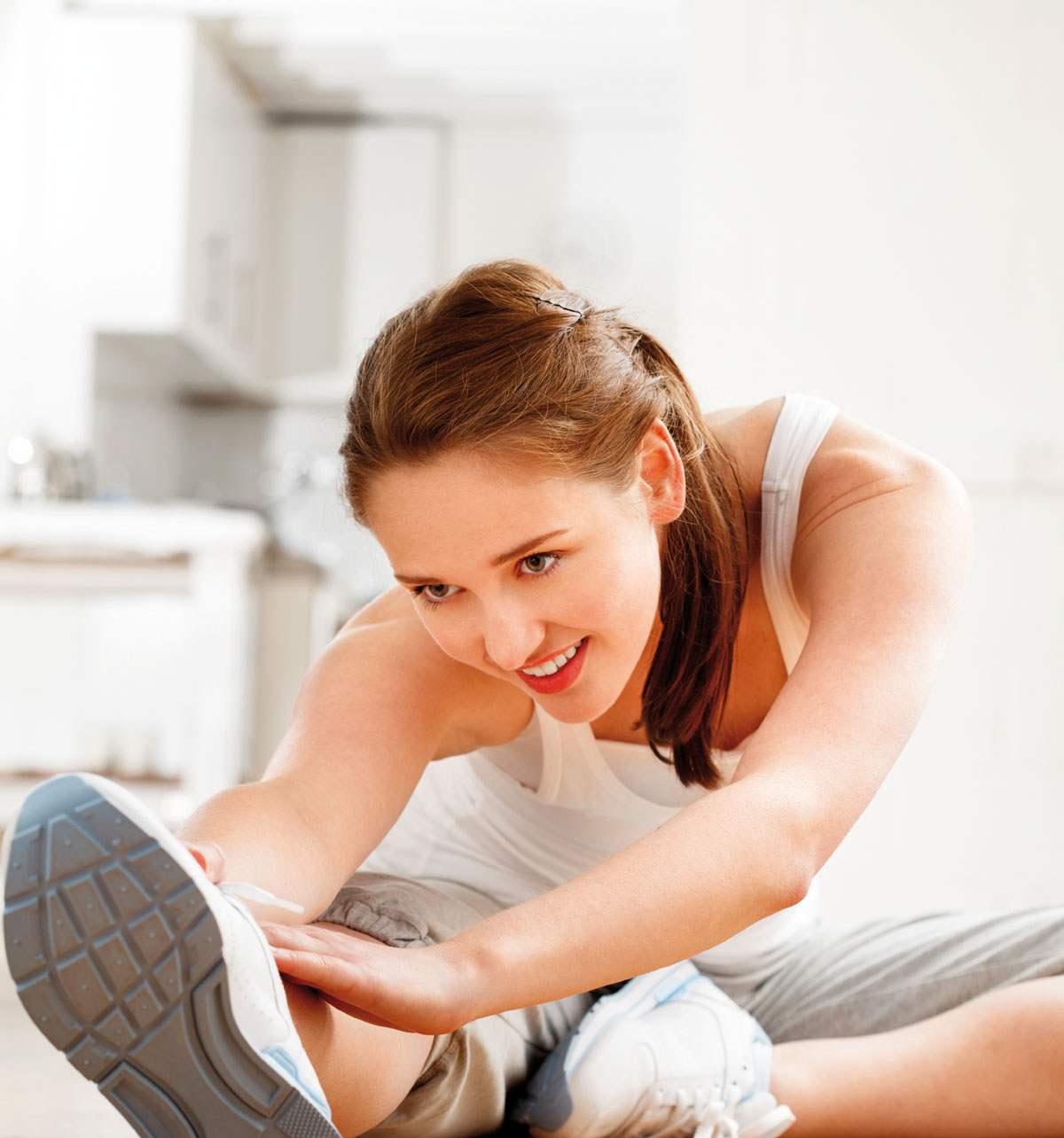 Les bonnes raisons pour une femme de faire de la musculation
