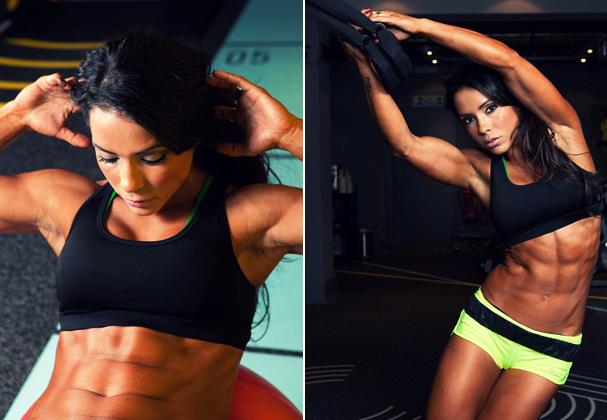 Musculation au féminin - Technique d'intensification de l'entraînement
