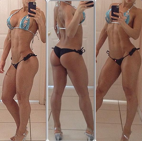 """Résultat de recherche d'images pour """"muscle sèche femme"""""""
