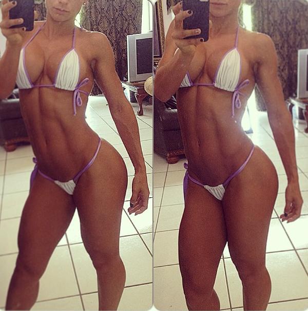 Programme musculation femme bikini