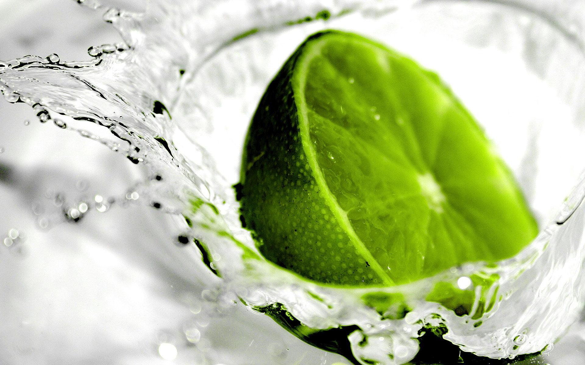 fond-ecran-citron-vert