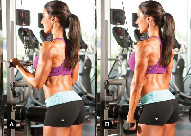 triceps-poulie