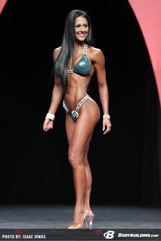 Olympia 2014 : Résultats en images - Musculation au féminin