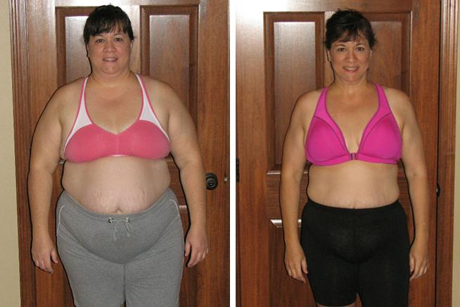 Sharon a perdu 35 kg et changé complètement son rapport à la nourriture