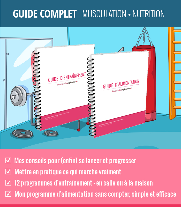 Guide complet musculation nutrition musculation au for Guide musculation