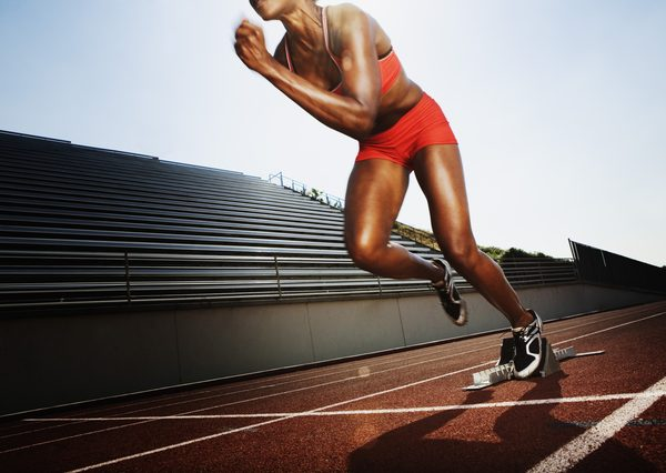 Femme sprint