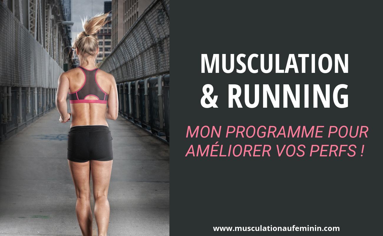 programme de musculation pour le running
