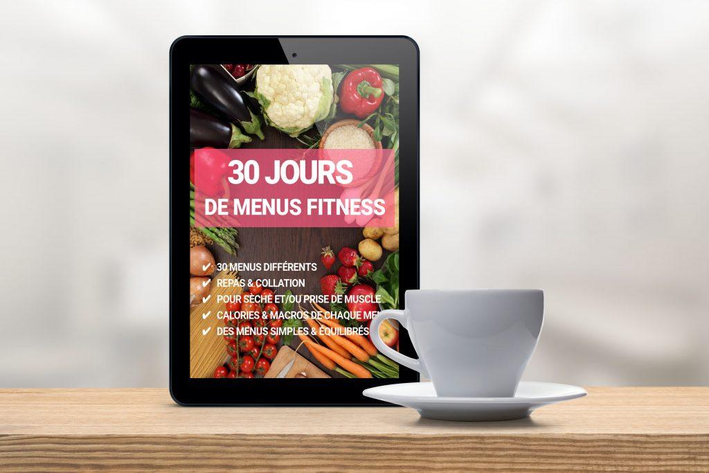 fitfood menus fitness