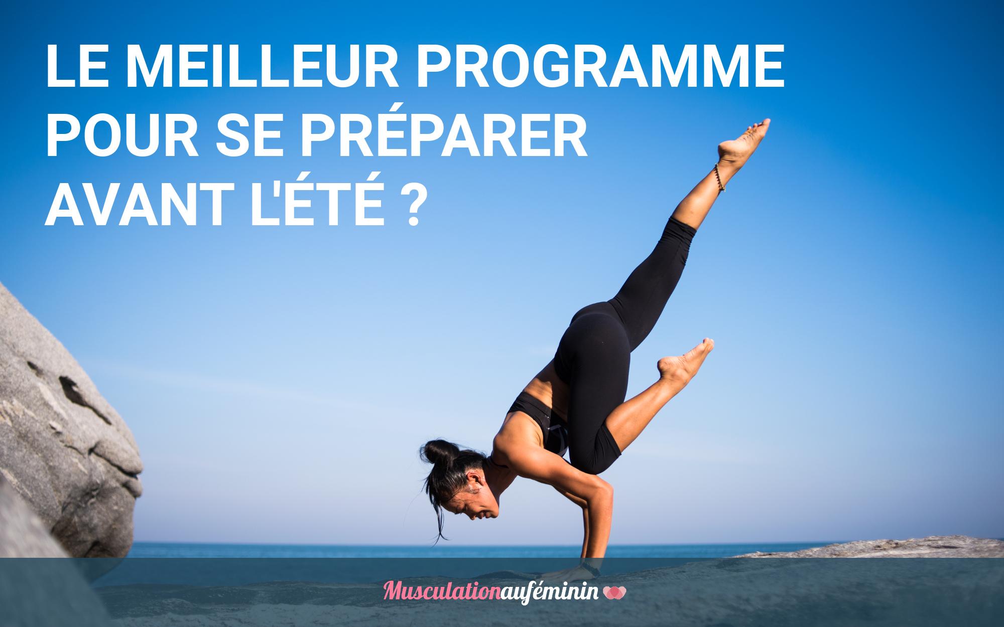 Musculation au féminin – Programmes, conseils et outils
