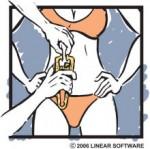 pli abdomen