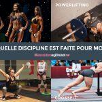 Culturisme, force athlétique, haltérophilie, crossfit…comprendre les différentes disciplines en musculation