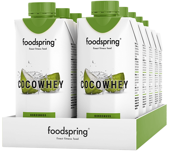 cocowhey foodspring