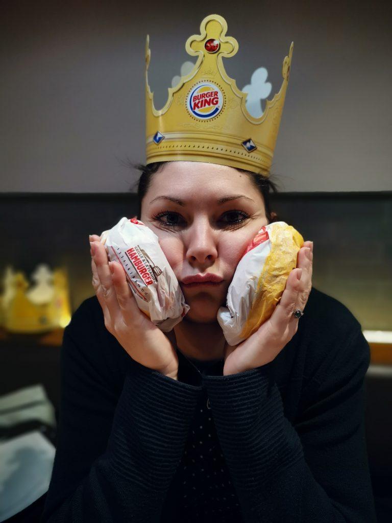 gwen burger king