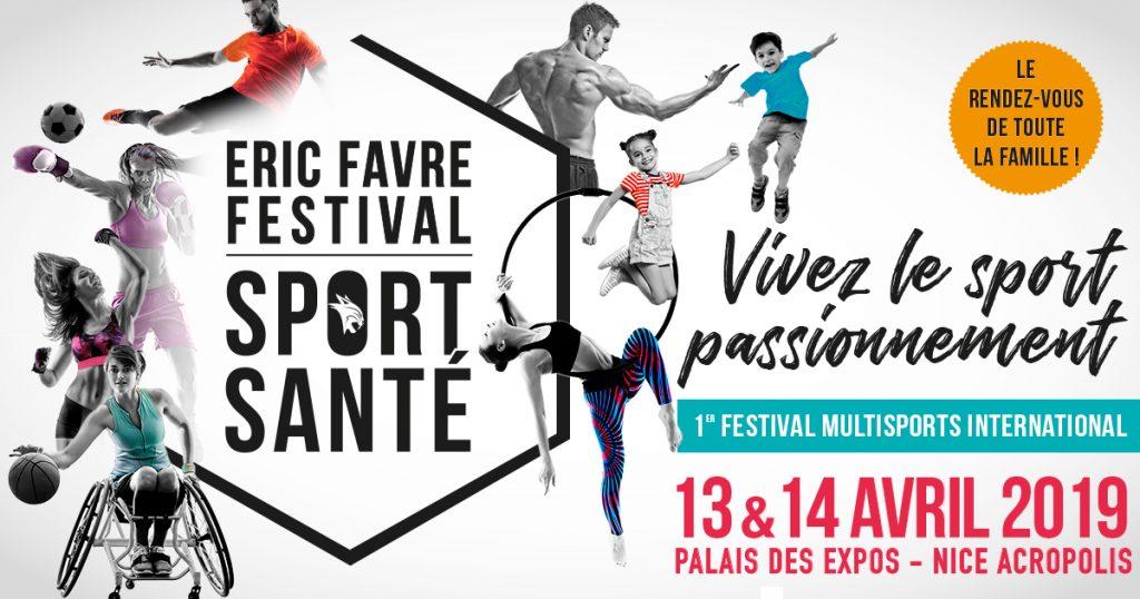 Eric Favre Sport Festival Nice 2019