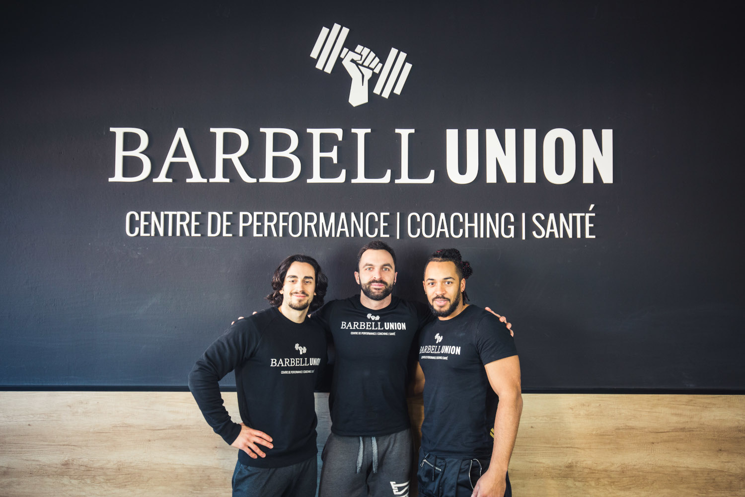 Barbell Union Grenoble